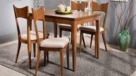 قیمت انواع میز و صندلی ناهارخوری