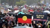 تظاهرات گسترده علیه نژادپرستی در استرالیا