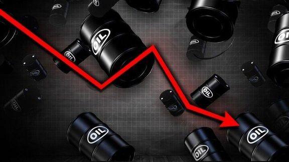 قیمت نفت به 25 دلار میرسد