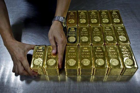 طلای جهانی در شیب ملایم صعود