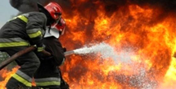 آتشسوزی در ساوه جان  کودک 4 ساله را گرفت