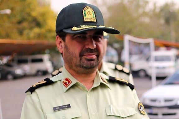 پلیس نیرو انتظامی نیروهای خود را به مرزهای ایران و عراق می فرستد
