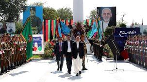 اظهارات اشرف غنی علیه طالبان/از خون شهروندانمان نمی گذریم