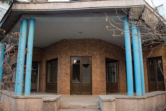 سازمان زیباسازی تهران خانه نیما یوشیج را خرید