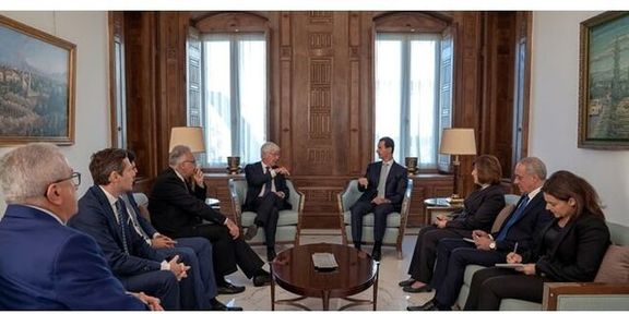 بشار اسد : اروپایی ها بر اساس واقعیت با ما برخورد نمی کنند