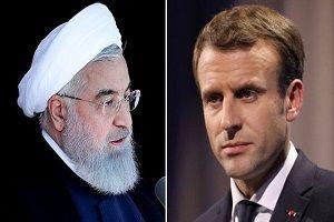 مکرون به تهران می آید