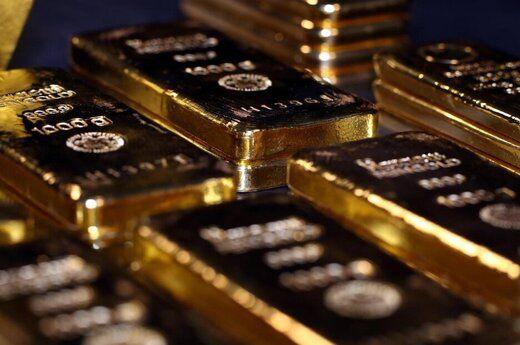 افت  قیمت طلا  در بازارهای جهانی/ هر اونس ۱۵۵۱ دلار و ۲ سنت