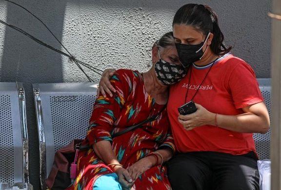 مرگ بیش از ۴۰۰۰ نفر در یک روز بر اثر کرونا در هند