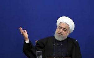 روحانی: عدهای برای دلسردی مردم میگویند دولت طرحی دارد که ممکن است برای دولت آینده زحمتی ایجاد کند، این حرف بچگانه است