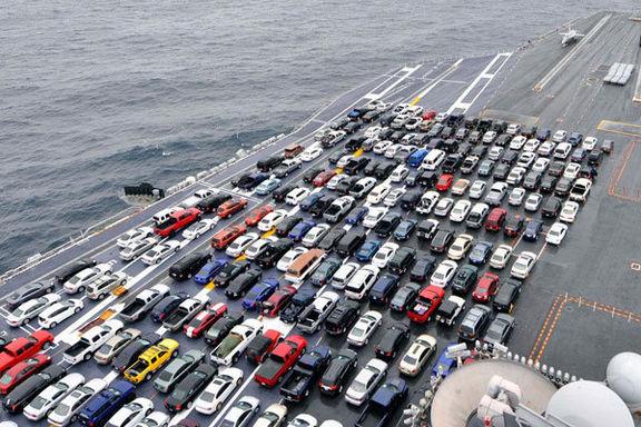 واردات خودروهای بیش از ۴۰ هزار دلار همچنان ممنوع است