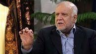 زنگنه: باید هرچه زودتر ظرفیت تولید نفت ایران را بالا ببریم