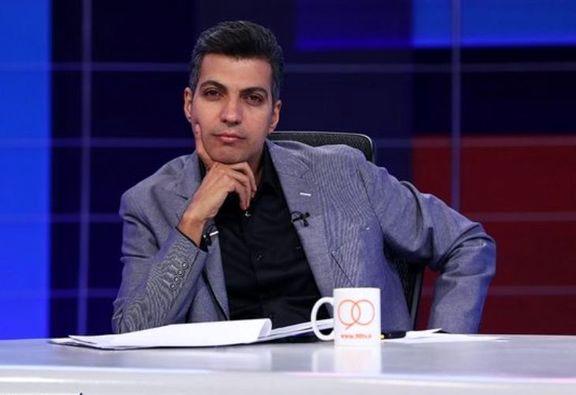 صحبتهای سروش رفیعی در مورد عادل فردوسیپور در برنامه فوتبال برتر + فیلم