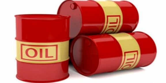 قیمت نفت 43 سنت کاهش یافت