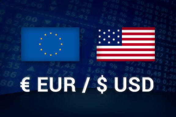 شاخص دلار وارد کانال 93 واحدی شد / افت مجدد یورو در برابر دلار