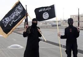 پرچم داعش در فیلیپین