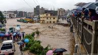 سیلاب در شمال هند جان 20 نفر را گرفت
