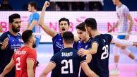 والیبال ایران برای نخستین بار قهرمان جهان شد