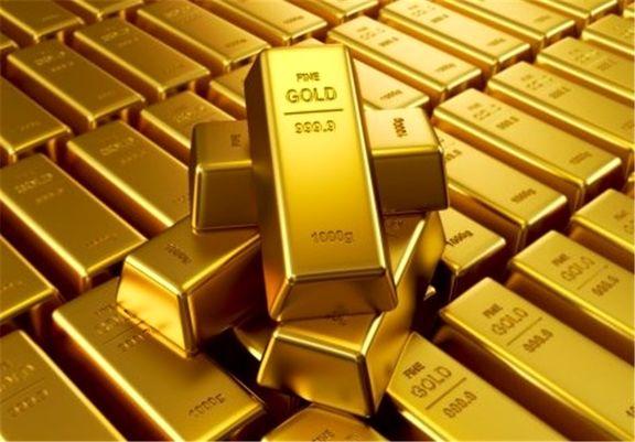 قیمت جهانی طلا بیش از 5 دلار افزایش یافت / هر اونس طلا 1313 دلار