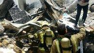تعداد قربانیان آتشسوزی یک تعمیرات خودرو در تهران به 3 نفر رسید