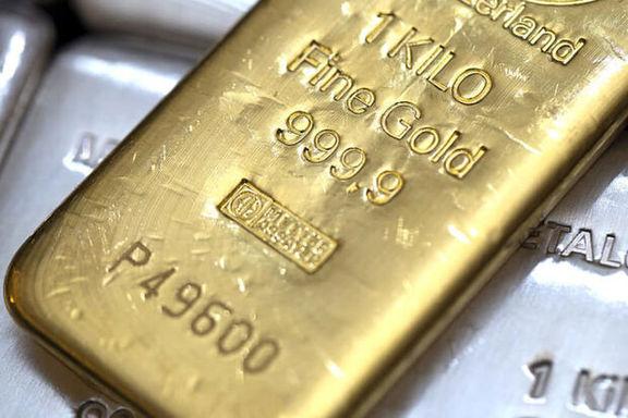 افزایش قیمت جهانی طلا / هر اونس ۱,۷۶۰ دلار