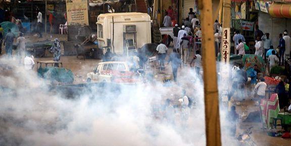 تیراندازی در داخل مقر ارتش سودان