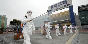 ادامه روند صعودی ابتلا به کرونا در کرهجنوبی / 813 نفر دیگر به مبتلایان اضافه شدند