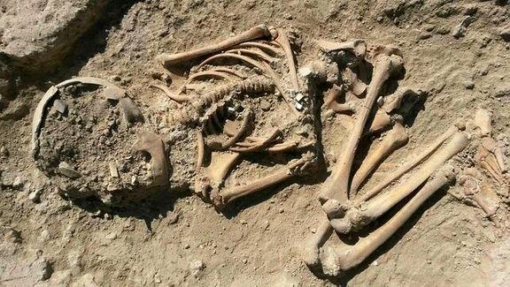 ترکیه از کشف یک اسکلت 5 هزار ساله خبر داد