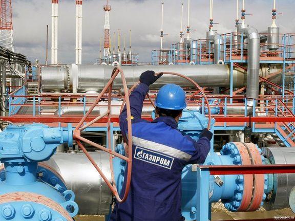 گازپروم روسیه قیمت صادرات گاز طبیعی را افزایش داد