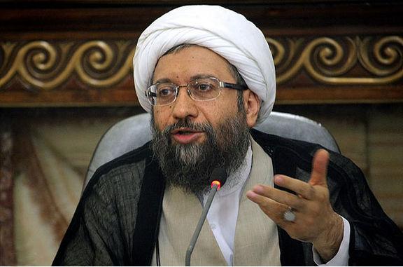آملی لاریجانی: به ادعای شکنجه اسماعیل بخشی رسیدگی کنید