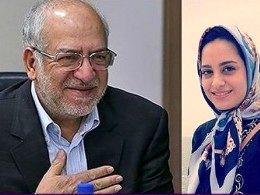 دختر وزیر سابق بازداشت شد