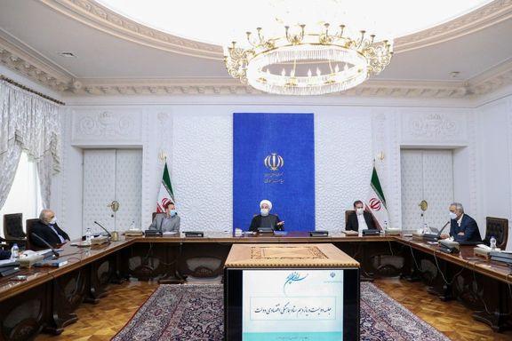 حسن روحانی: کالاهای اساسی و ملزومات سفره مردم خط قرمز دولت است