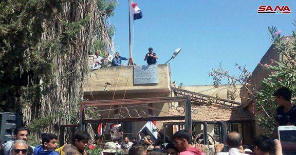 حمله موشکی و توپخانهای نظامیان سعودی به مناطق مسکونی شهرستان مرزی رازح