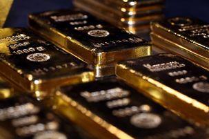 افت قیمت طلا در بازار های جهانی