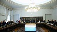 جلسه شورای عالی هماهنگی اقتصادی با حضور رئیس جمهور