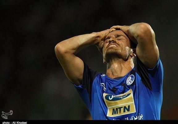 غفوری: هنوز دلیل دعوت نشدن به تیم ملی را نمی دانم