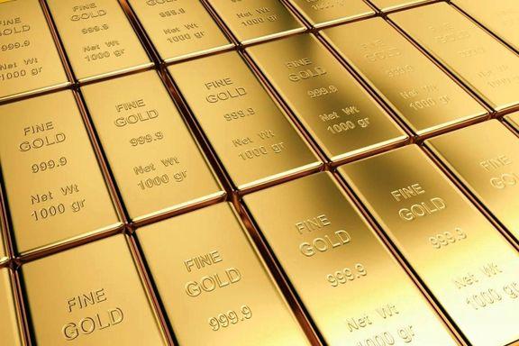 افزایش قیمت جهانی طلا در پی افت ارزش دلار