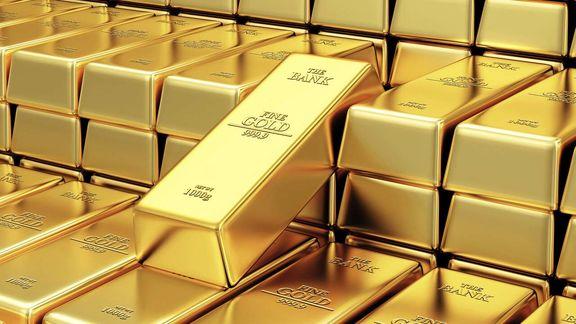 قیمت هر اونس طلا با ۰.۱۳ درصد رشد به ۱۸۳۲ دلار رسید