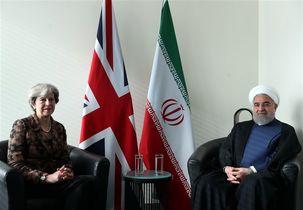 رئیس جمهور ایران در نیویورک با ترزا می دیدار خواهد کرد