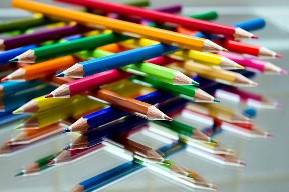 قیمت مداد رنگی در بازار