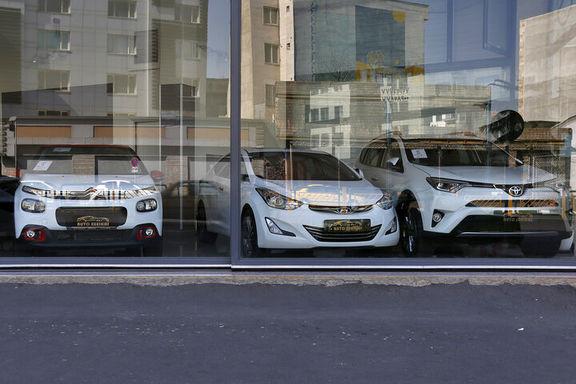 ریزش 500 تا 2 میلیارد تومانی قیمت خودروهای خارجی در 20 روز گذشته