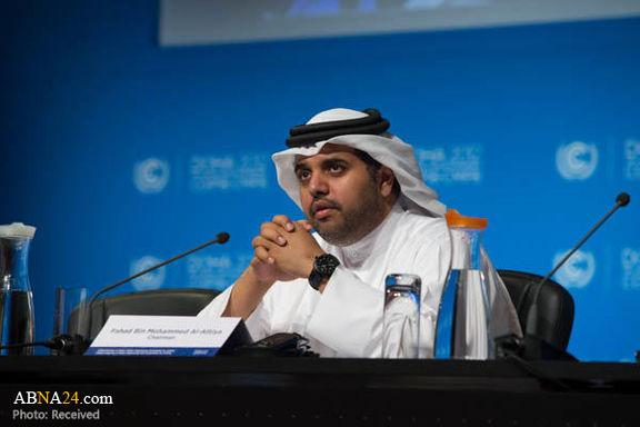 اظهارات سفیر قطر  بر علیه رهبر عربستان