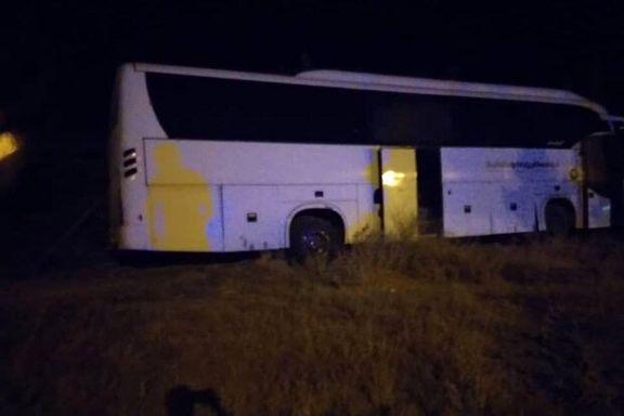 تصادف مرگبار دو اتوبوس زائران ایرانی در عراق /38 نفر کشته و زخمی شدند+اسامی و عکس