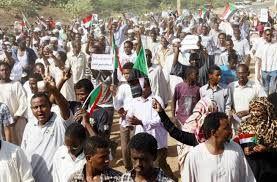 انتشار فراخوان تظاهرات جمعی در سودان