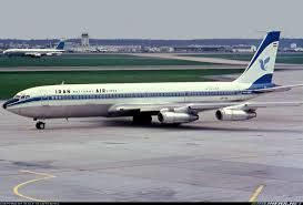 تولید بوئینگ 707 از سال 1979 متوقف شده است