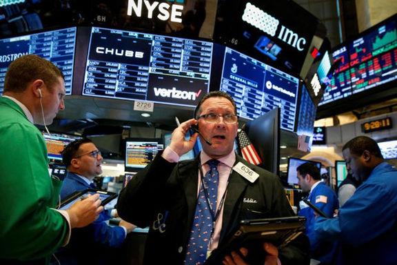 رشد سهام امریکا در معاملات دیشب والاستریت