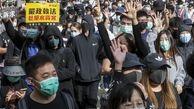 همچنان معترضان هنگ کنگی در خیابان ها هستند