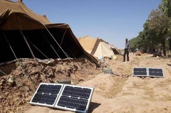 تحویل ۲۰ هزار دستگاه مولد برق خورشیدی قابل حمل به عشایر کشور