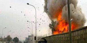 انفجار در مرکز پایتخت عراق