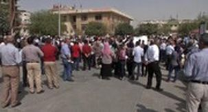 اعتراضات ضد فساد و تبعیض در اقلیم کردستان