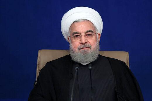 روحانی: دیشب به رهبری نامه نوشتم/ رقابت جان انتخابات است